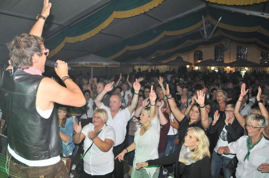 Schuetzenfest in Bönen / NRW
