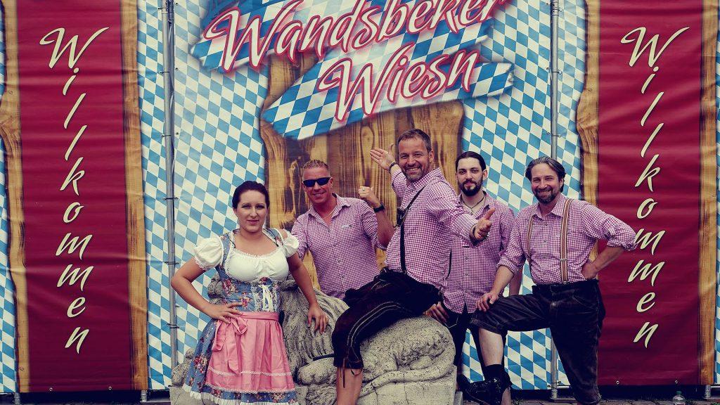 Oktoberfest Wandsbeker Wies'n / Hamburg