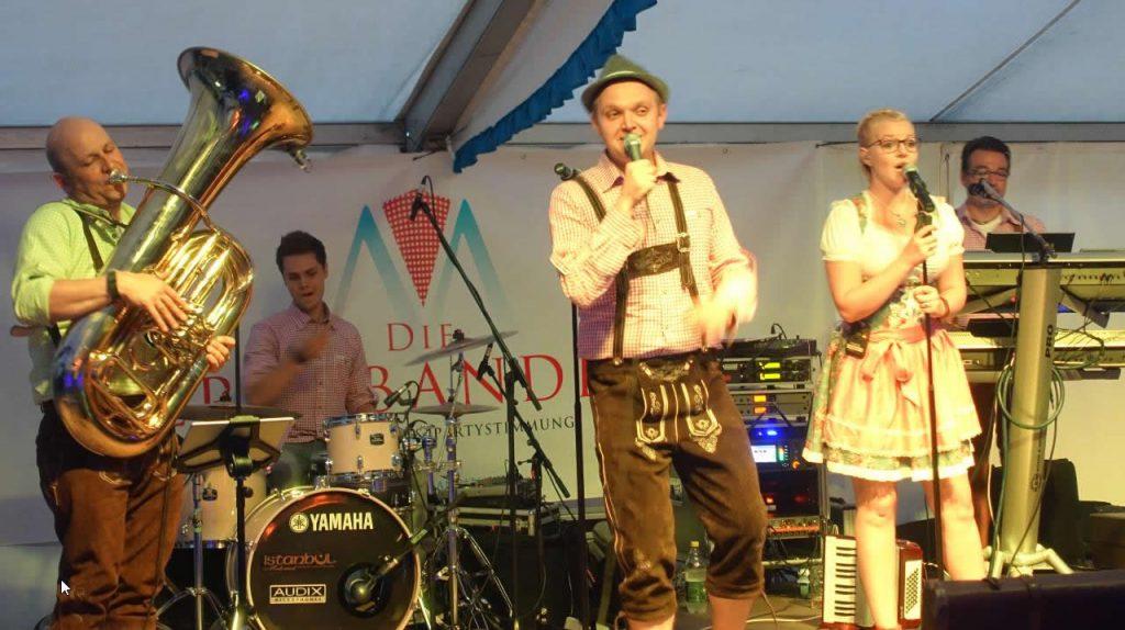 Betriebsfest: Kreis Unna feiert Oktoberfest